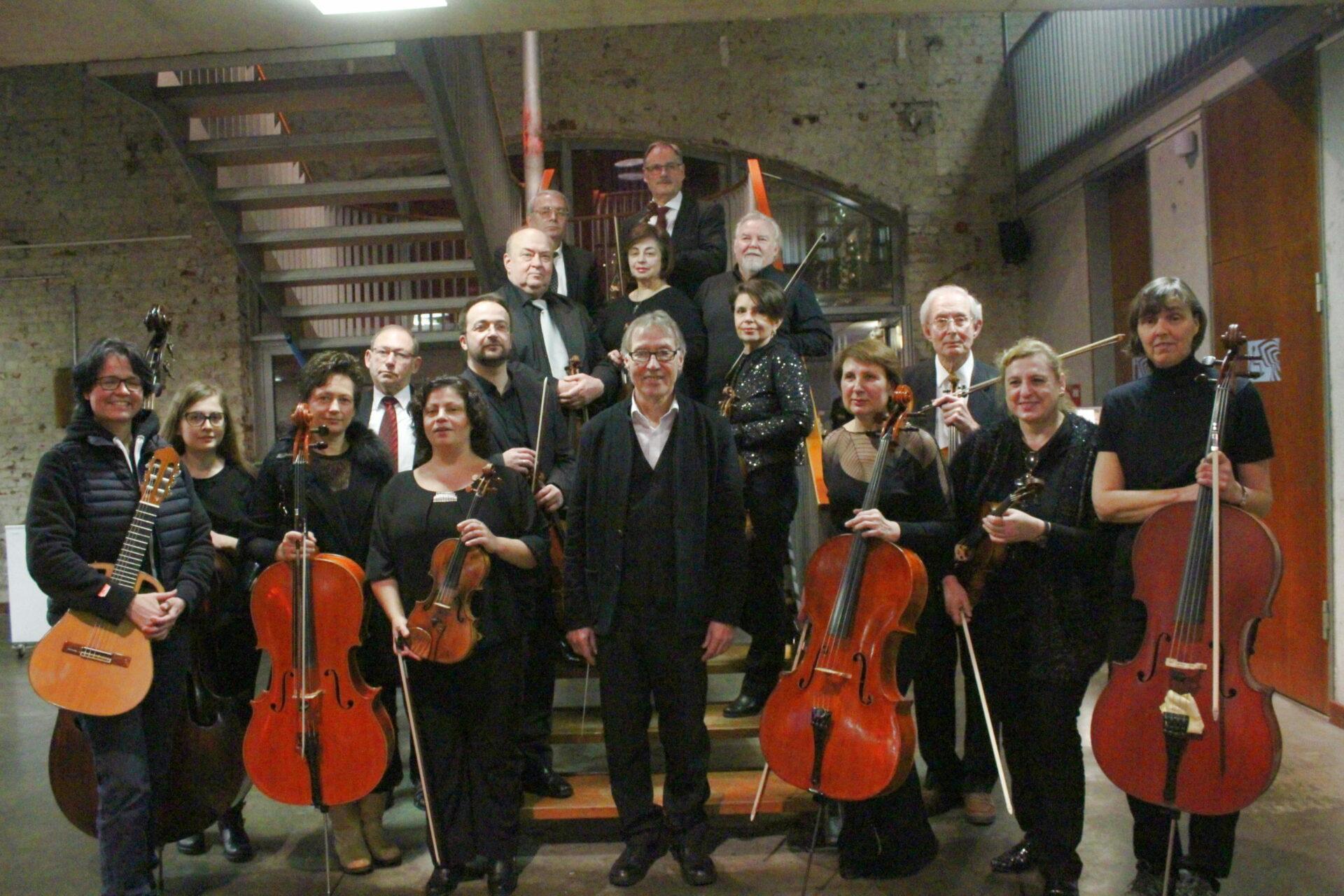 Ruhrstadt Orchester: Kein Weihnachtskonzert – dafür festliche Adventsandacht