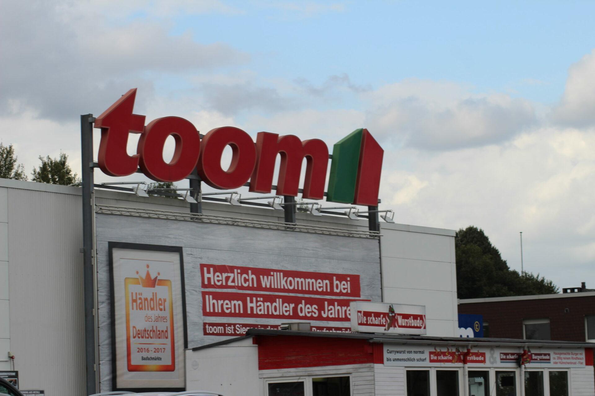 """Aus """"toom""""-Getränkemarkt wird Getränke Hoffmann"""