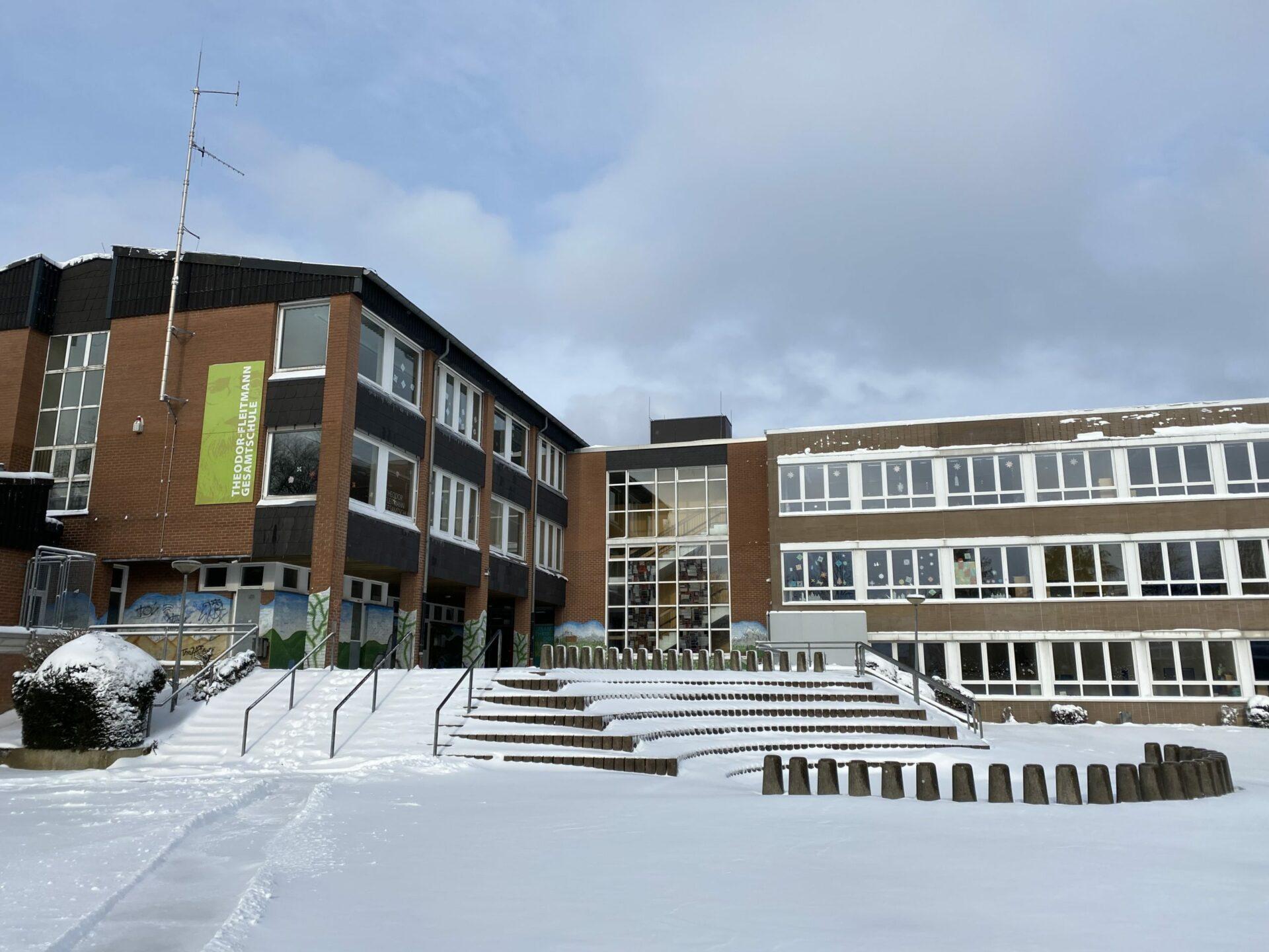 Neubau der Theodor-Fleitmann-Gesamtschule am Großen Feld?