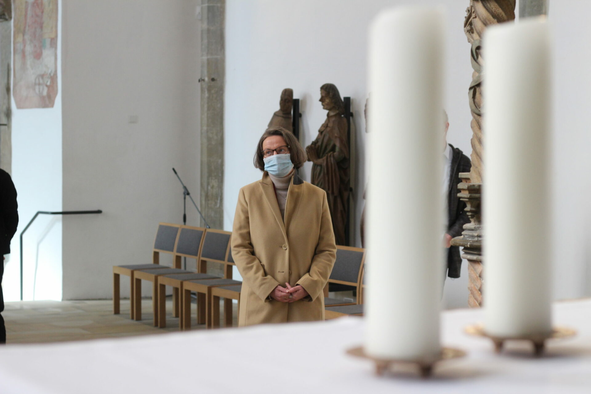 Scharrenbach hält Wort: St. Viktor erhält 400.000 Euro aus dem Förderprogramm Denkmalpflege