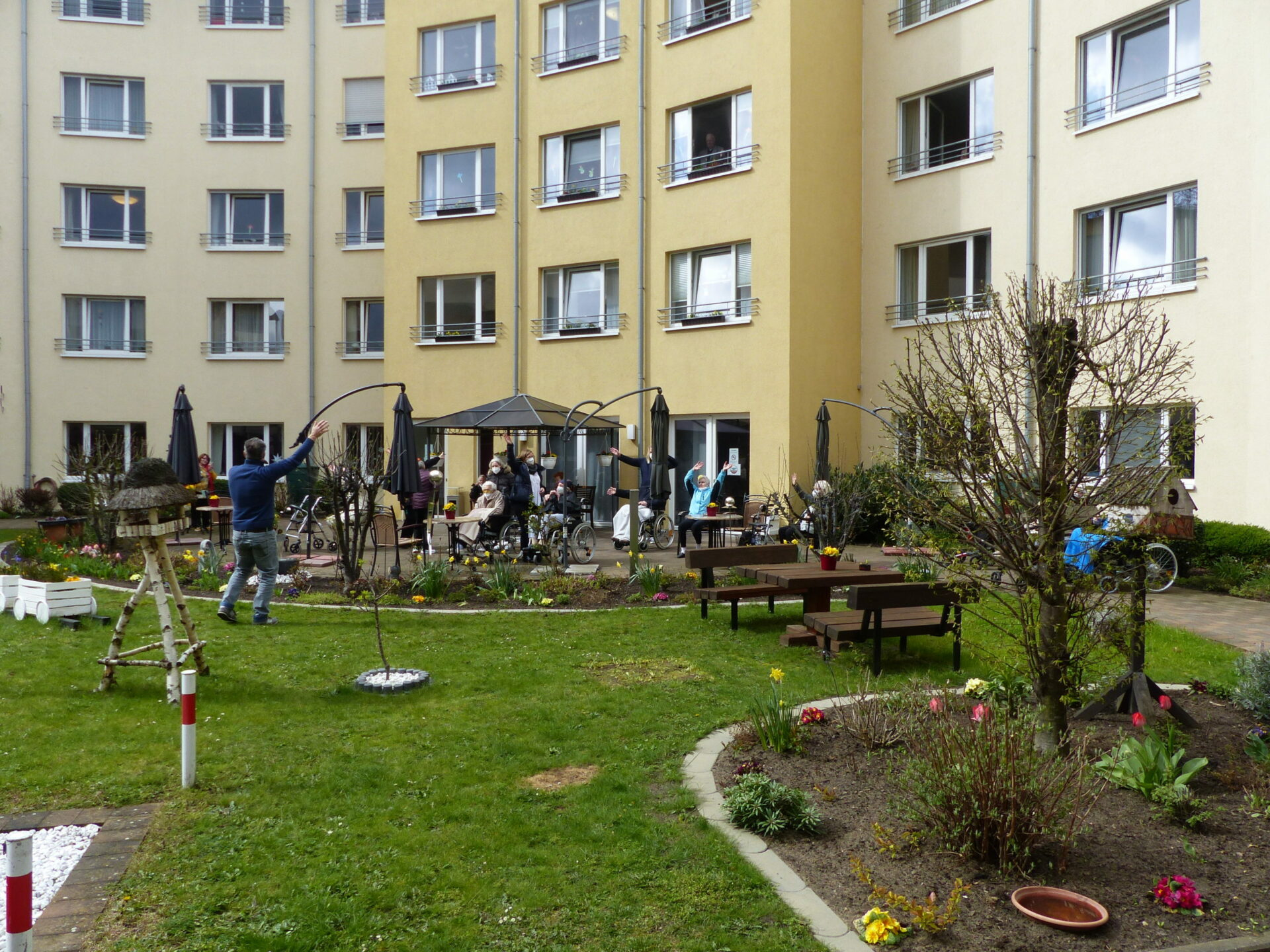 Frühlingsfest im Haus am Stadtpark