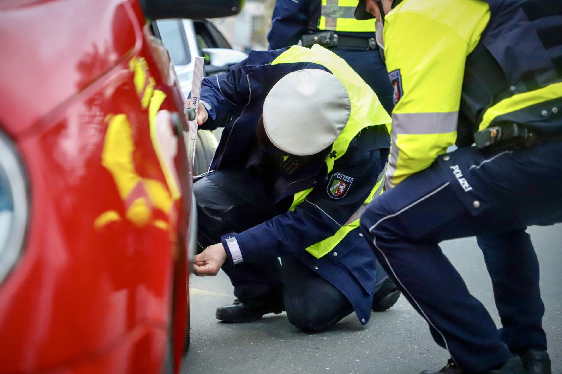 """""""Carfreitag"""" war auch Einsatztag für die Polizei in Schwerte"""