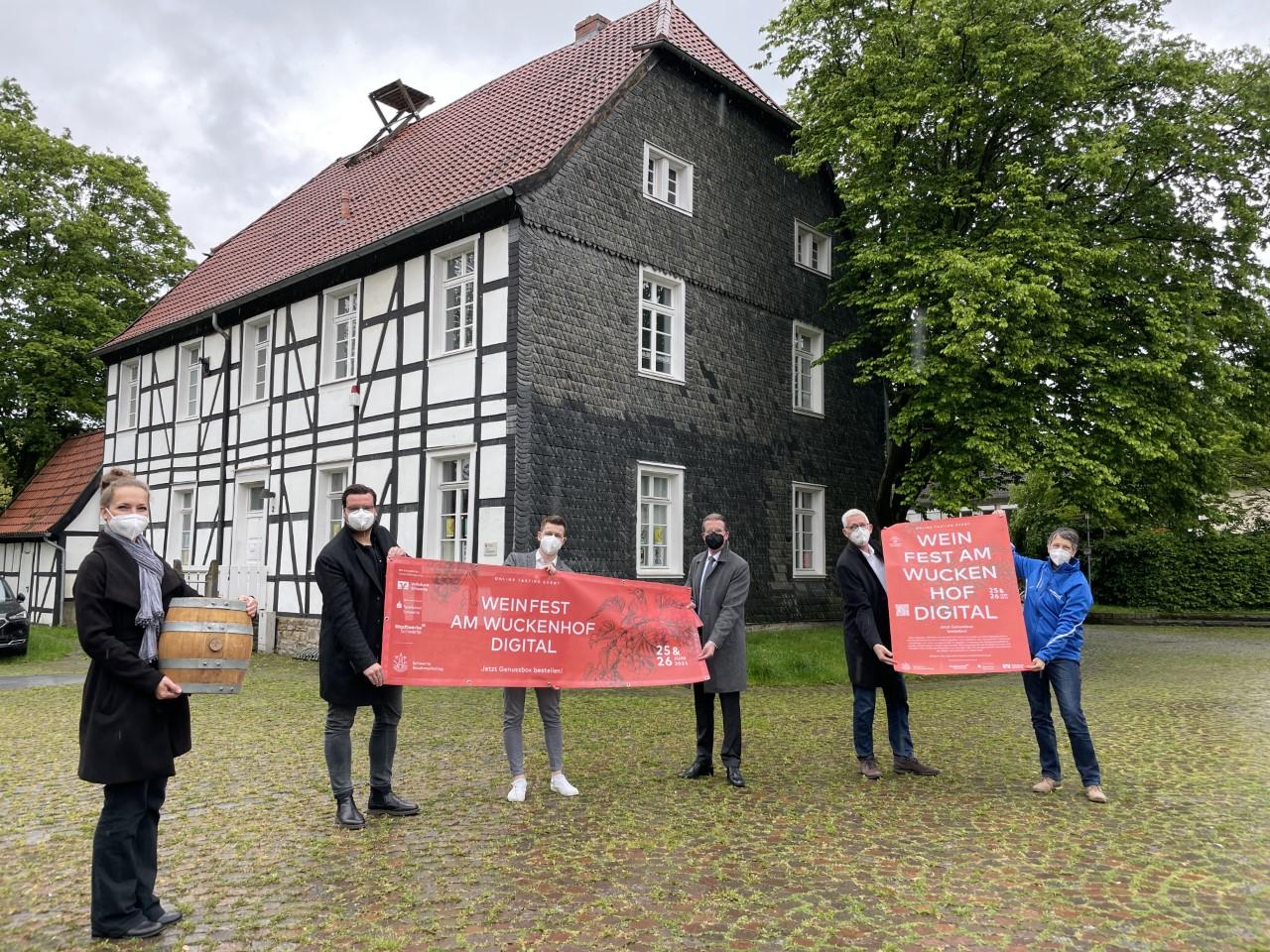 """""""Weinfest am Wuckenhof Digital"""" – Online Tasting Event"""