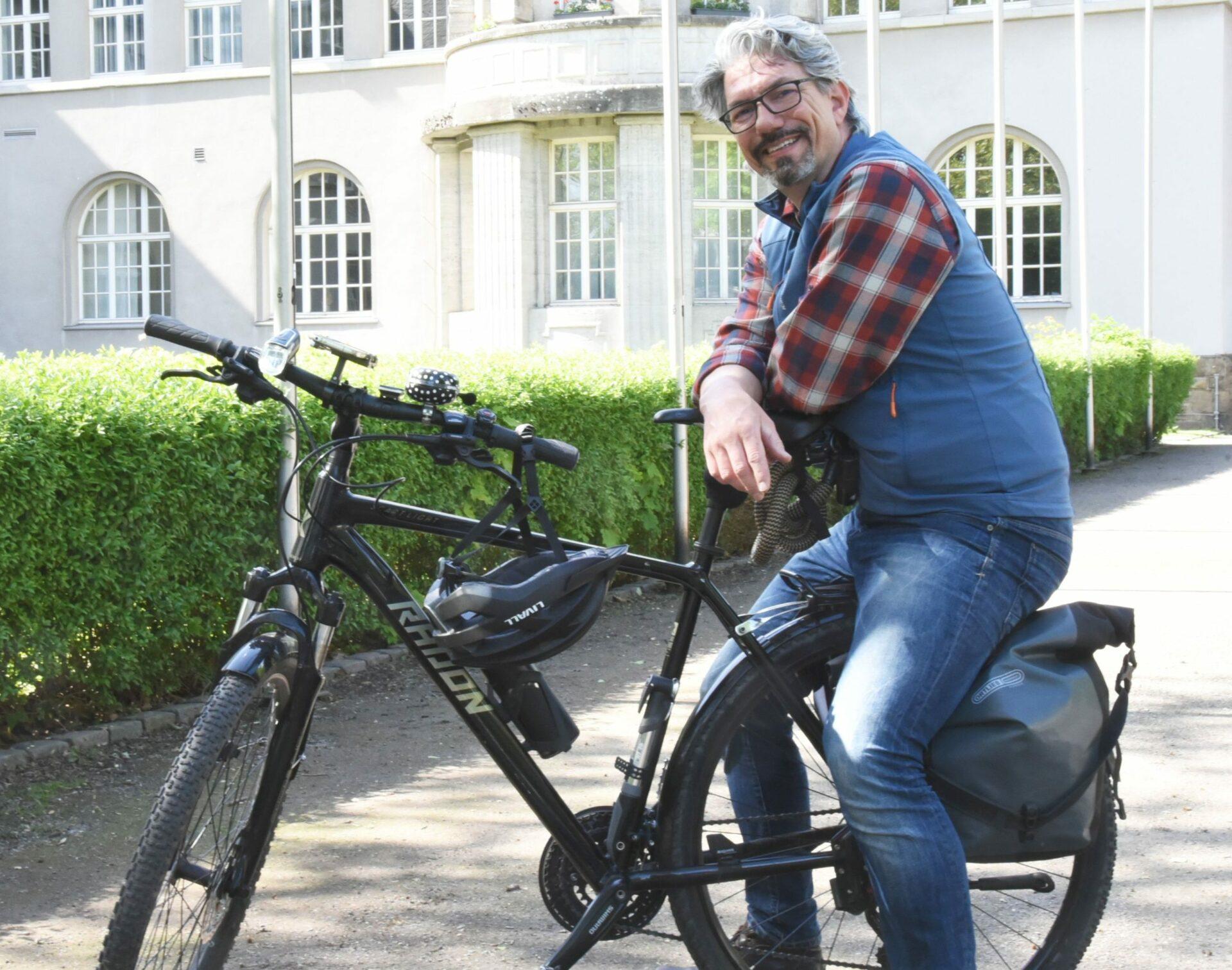 Marco de Matteis ist Schwertes neuer Stadtradel-Star