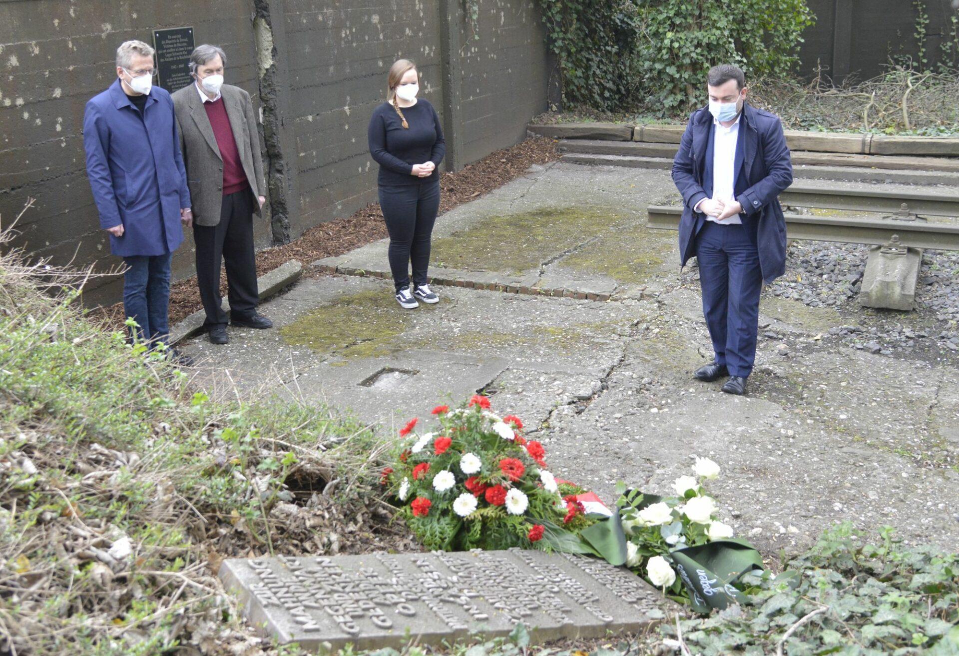 Der Tag der Befreiung: Gedenkfeier zum Ende des Zweiten Weltkriegs