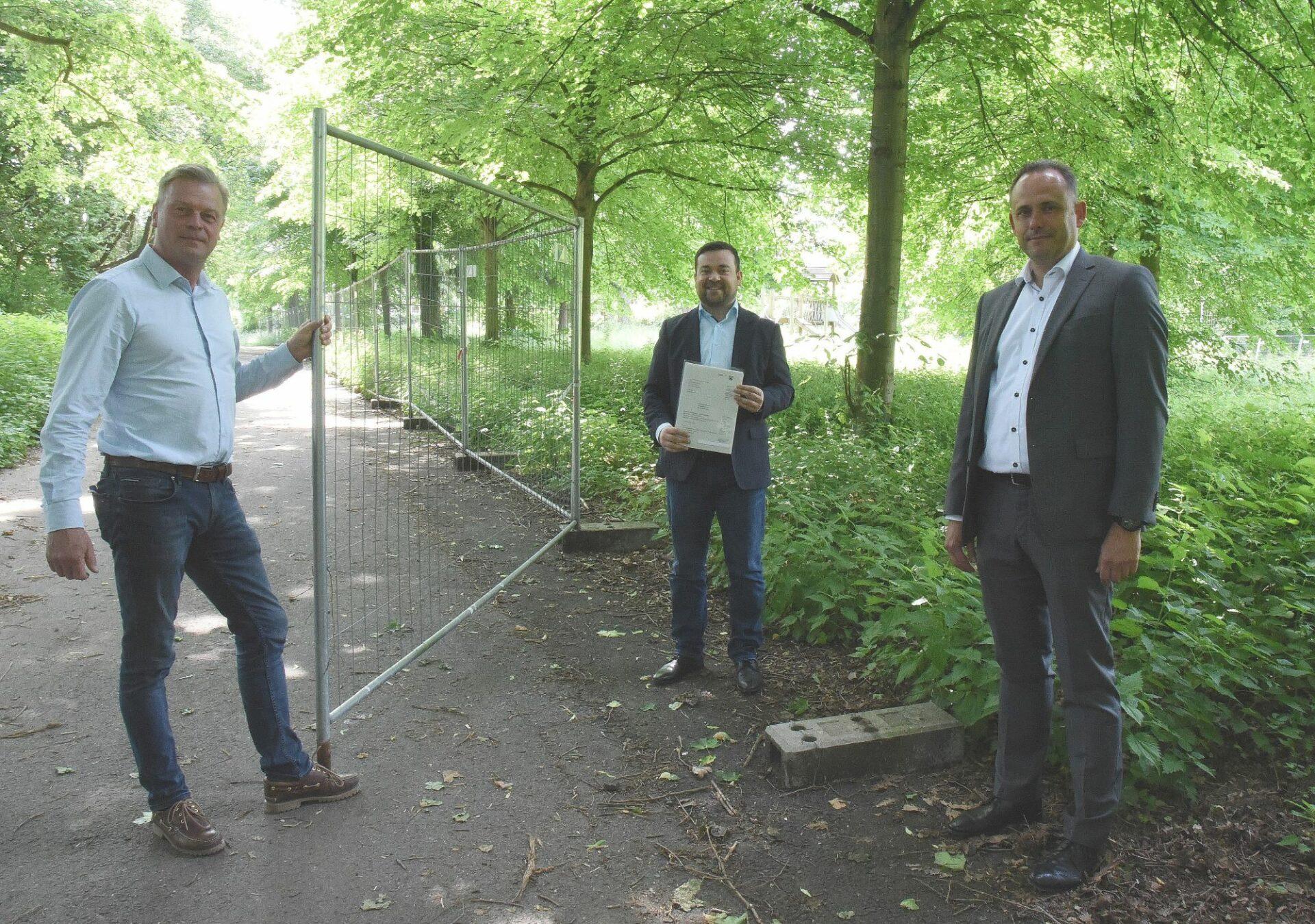 Spielplatz in Schwerte-Ost: Altlasten werden entsorgt – 540.800 Euro Fördergelder