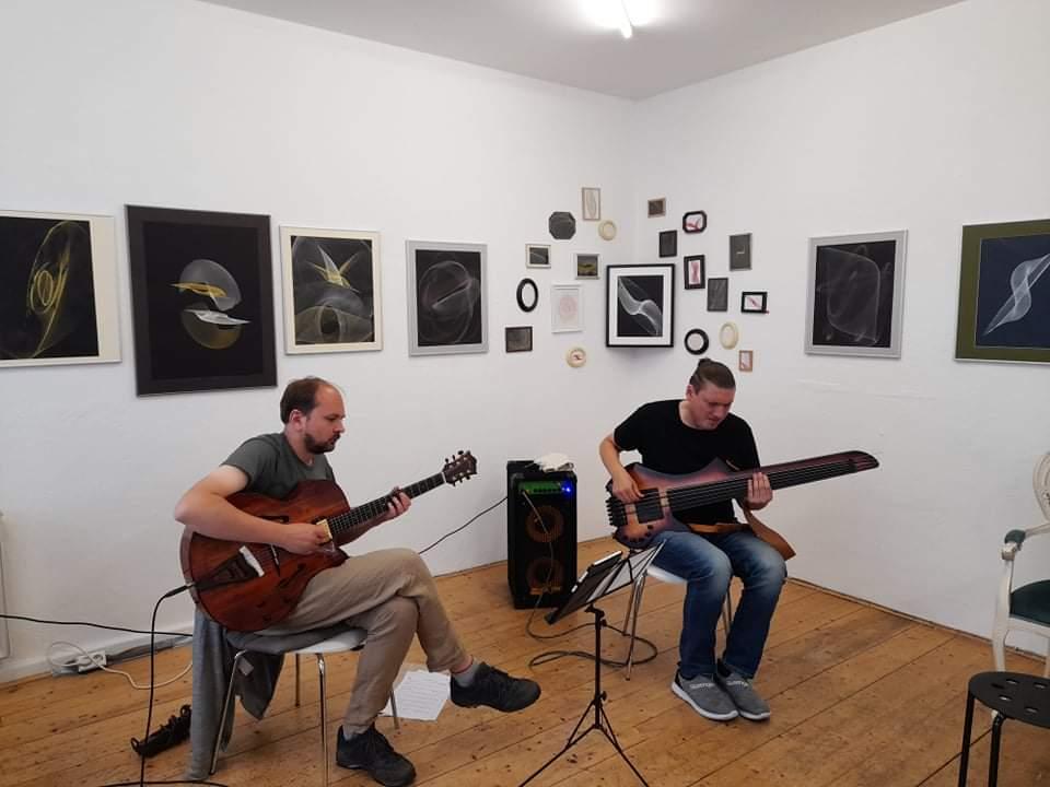 Frühschoppen im Studio Freischütz: Das Patric Siewert Standard Duo (19.09.) und Moritz Bergmann (26.09.) zu Gast