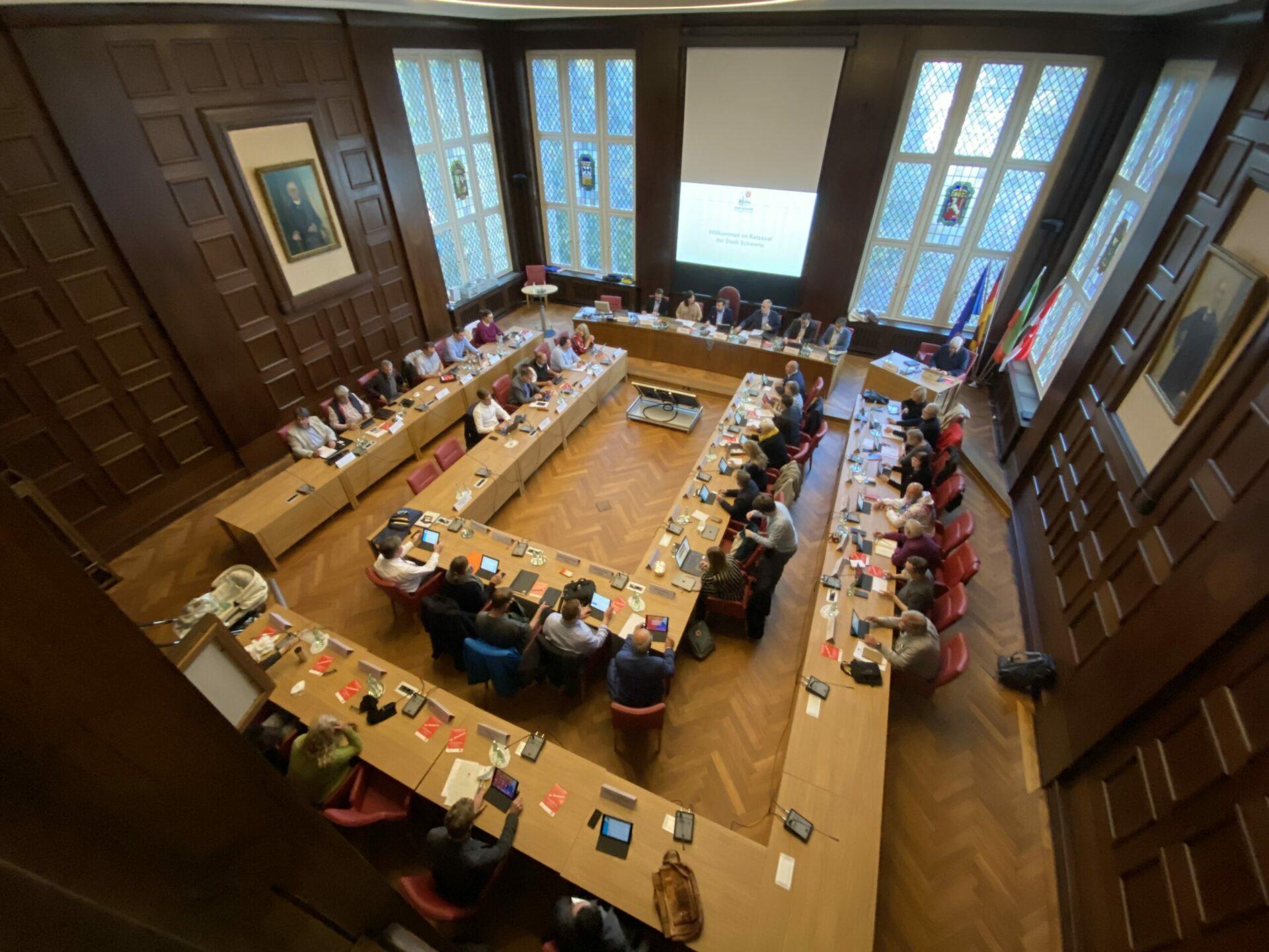 Rat beschließt Lüftungssysteme für unzureichend belüftete Räume