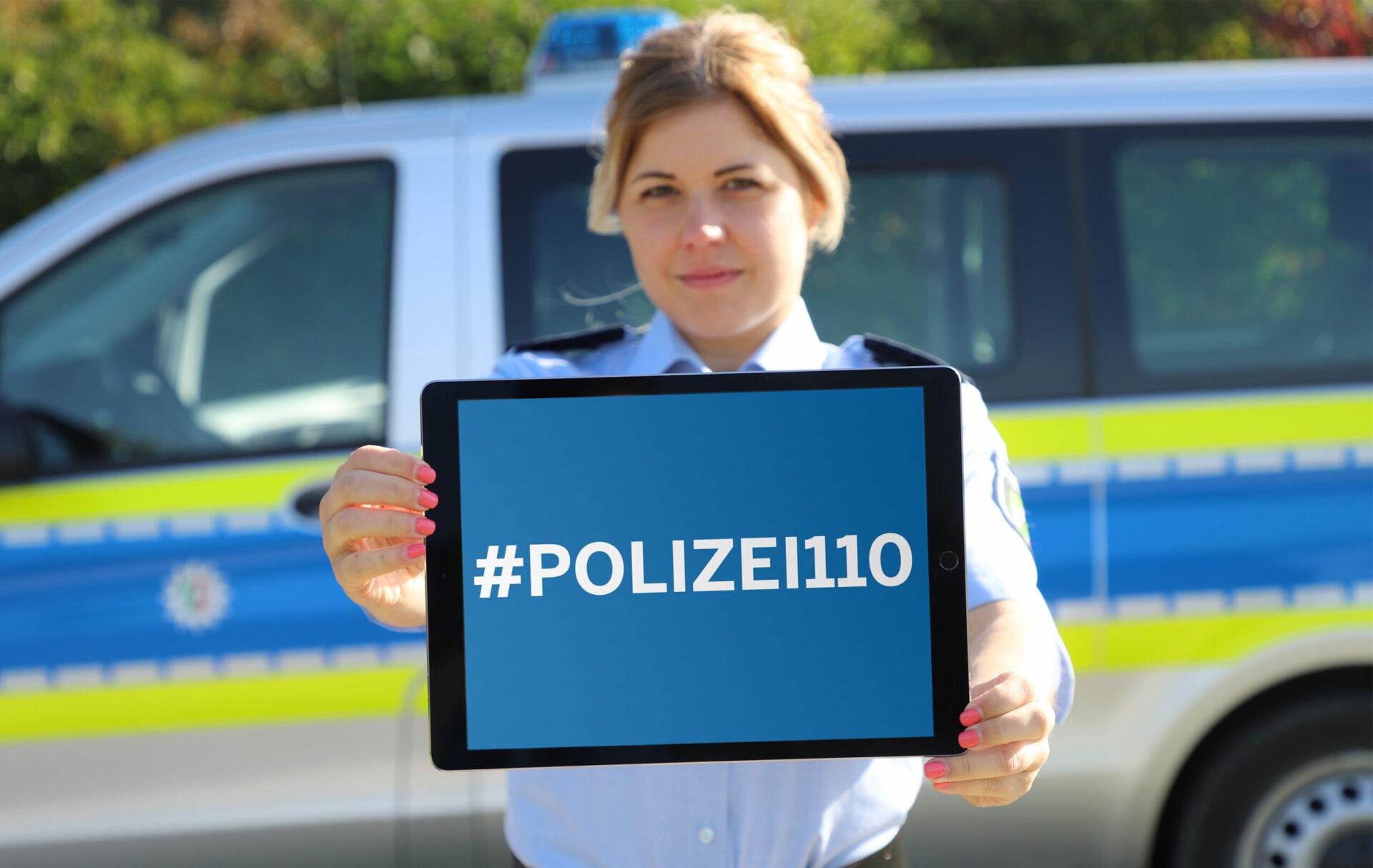 Twittermarathon: Kreispolizeibehörde Unna zwitschert am 1. Oktober 2021 über laufende Einsätze im Kreis Unna