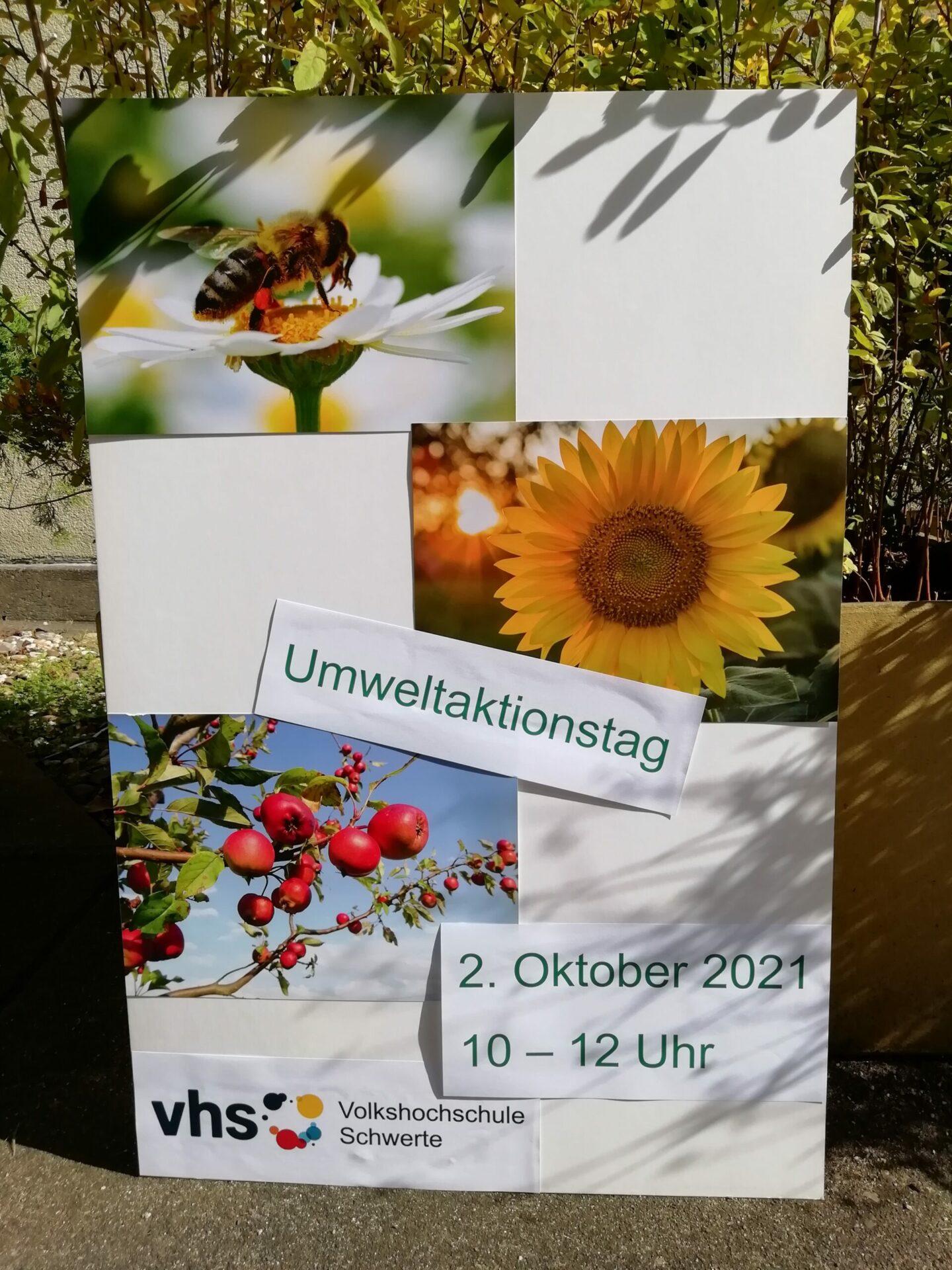 Umwelt-Aktionstag mit Saatguttauschbörse in der vhs