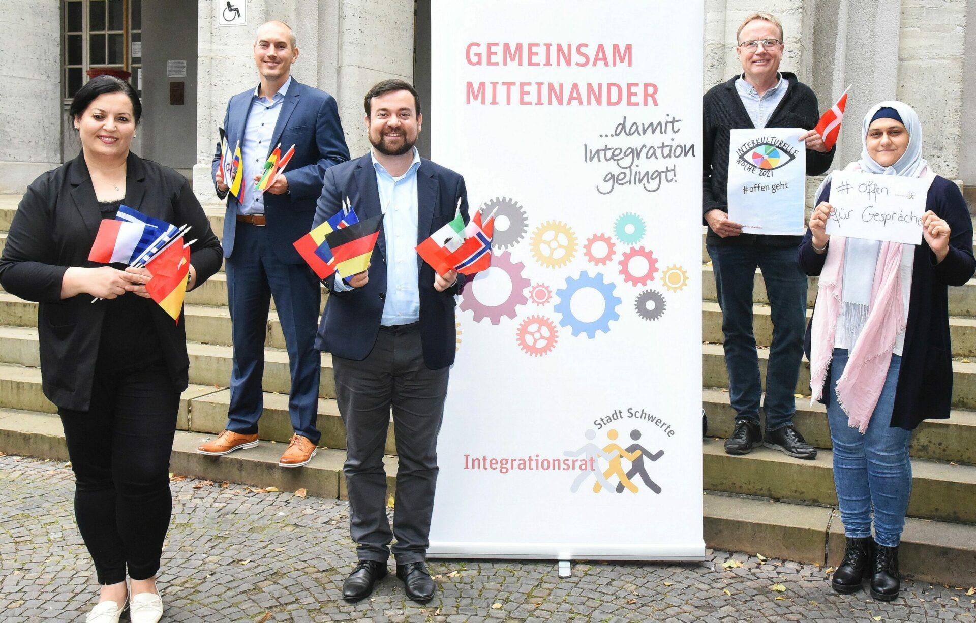 Integrationsrat beteiligt sich an der Interkulturellen Woche