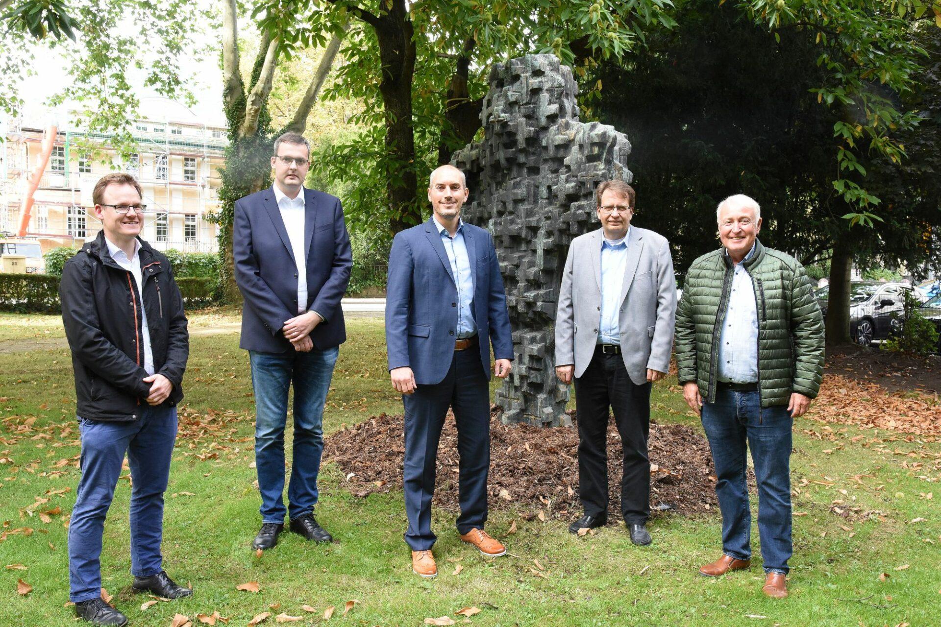 Neuer Vorstand beim Volksbund Deutsche Kriegsgräberfürsorge